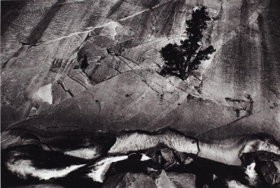 AA_Juniper Cliffs and River, Upper Merced River Canyon, Yosemite National Park, California_1936