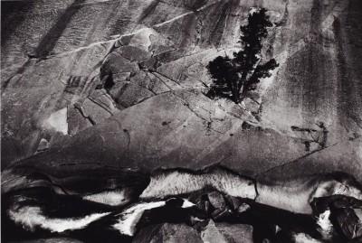 AA_Juniper Cliffs and River, Upper Merced River Canyon, Yosemite National Park, California_1936