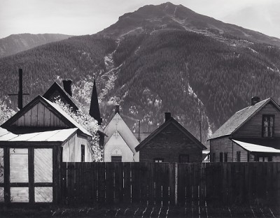 Silverton, Colorado, 1951, printed 1974