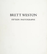 The Portfolios of Brett Weston - Volume 4 - Fifteen Photographs