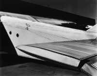 Brett Weston, Ford Trimotor Plane, 1935
