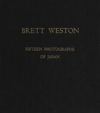 The Portfolios of Brett Weston - Volume 7 - Japan
