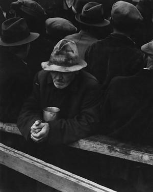 Dorothea Lange, White Angel Bread Line, 1933