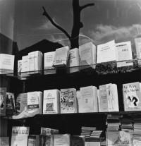 Benjamen Chinn, Bookstore, Paris, France, 1949