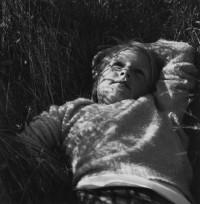Dorothea Lange, Young Girl, 1962