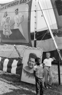 Henri Cartier-Bresson, Texas, 1961