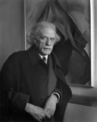 Imogen Cunningham, Alfred Steiglitz, 1934