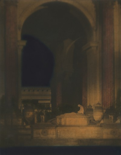 Francis Bruguiere, Palace of Fine Arts, Pan Pacific Exposition, San Francisco, 1916