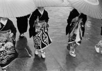 Kiichi Asano, A Rainy Commencement Ceremony Day