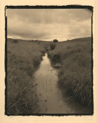 Koichiro Kuita, Curtice Creek, Quevec, Canada, 1992