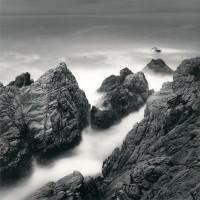 Rolfe Horn, Pinnacle Cove, Study 1 Point Lobos, CA 2008