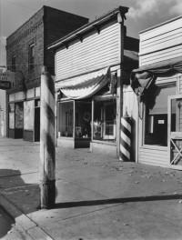 Wright Morris, June's Cafe, Central City, Nebraska, 1948