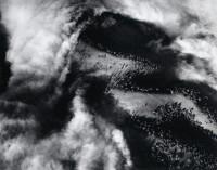 William Garnett, Alto Cumulus Clouds over Tehachape Mountains, California, 1951