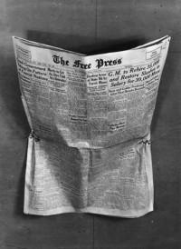 Arthur Rothstein, Free Press, 1938