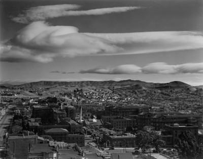 Brett Weston, Looking South From Potrero Hill, San Francisco, 1938