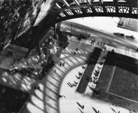 Andre Kertesz, Under the Eiffel Tower, Paris, 1929