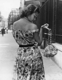 Benjamen Chinn, Lillian Richard, Paris, France, 1949