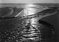 Don Worth, Evening Yachats, Agate Beach, Oregon, 1957