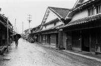 Kiichi Asano, Kameoka on a Rainy Day, 1961