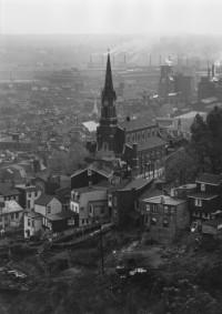 W. Eugene Smith, Pittsburg, Pennsylvania, 1955