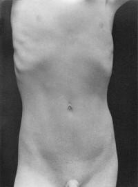 Edward Weston, Nude of Neil, 1925
