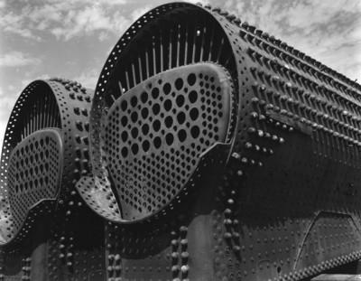 Sonya Noskowiak - Storage Tanks, CA, 1935