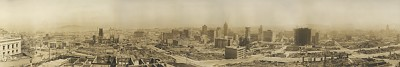 R.J. Waters & Company, San Francisco One Year After The Earthquake and Fire of 1906
