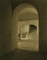 Tina Modotti, Convent, Tepotzotlan, 1924