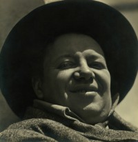 Edward Weston, Diego Rivera, 1924