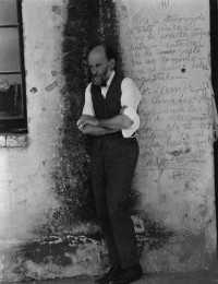 Edward Weston, Dr. Atl, Mexico, 1924