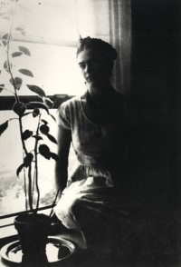 Frida by the Window, 1932