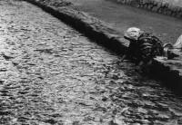 Kiichi Asano, Myojingawa Stream at Kamigamo, 1958