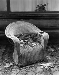Wynn Bullock, Old Chair, 1951