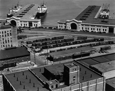 Edward Weston, Embarcadero, San Francisco, 1937