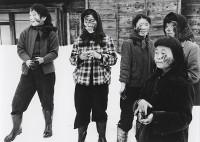 Kiichi Asano, Matsunoyama Kuronuri Festival, 1957