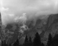 Paul Caponigro, Yosemite Valley, California, 1972