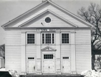 Marion Post Wolcott, Town Hall, 1940
