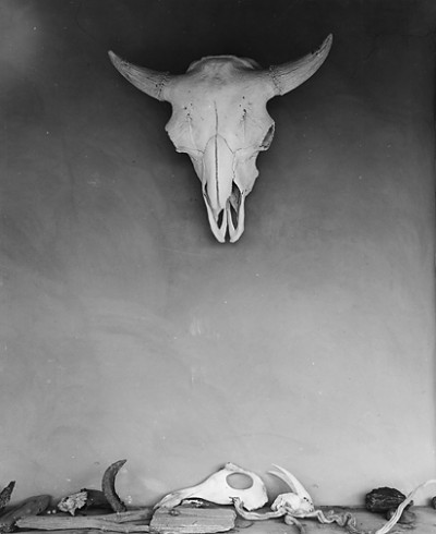 Todd Webb, Ghost Ranch, New Mexico 1960