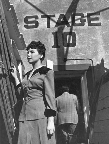 Peter Stackpole - Stage Door, Paramount