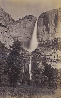 Isaiah W. Taber, Yosemite Falls, 1887
