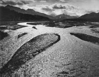 Ansel Adams, Teklanika River, Mckinley National Park, Alaska, 1947