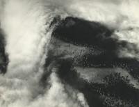 Alto Cumulus Clouds Over Tehachapi Mountains, California, 1951