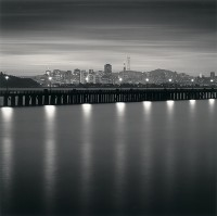Rolfe Horn, Berkeley Pier, Study 7, California, 2007