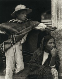 Paul Strand, Woman and Boy, Tenancingo, 1933