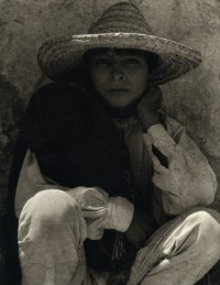 Paul Strand, Boy, Hidalgo, 1933