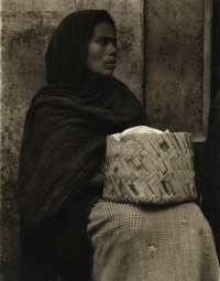 Paul Strand, Woman, Patzcuaro, 1933