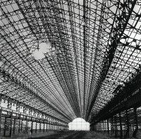 Horace Bristol, Bombed Out Tokyo Aircraft Factory, Japan, 1946