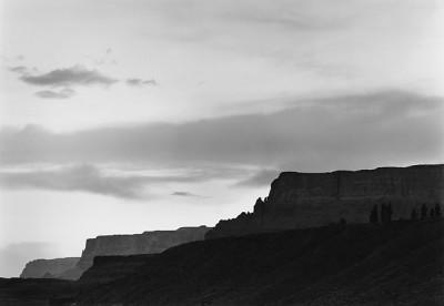 Paul Caponigro, Monument Valley, Utah 1970