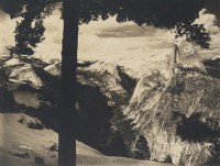 Ansel Adams, From Glacier Point, 1927
