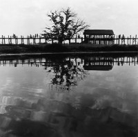 Monica Denevan - Long Bridge, Burma, 2006